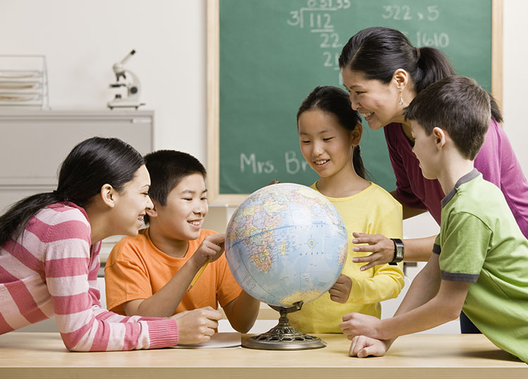 Global Scholars Academy -  Fundamentals of Sheltered Instruction: Featuring the SIOP Model
