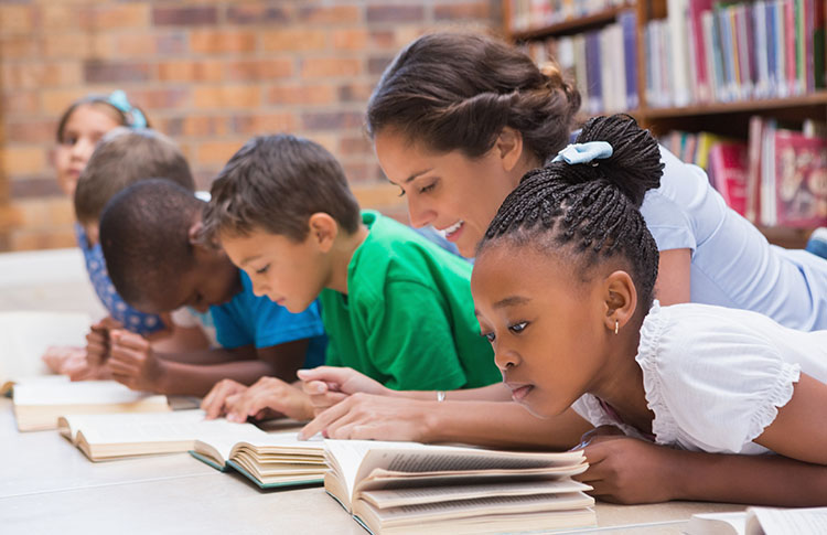 2021 Foundations of Literacy: The Nature of Reading